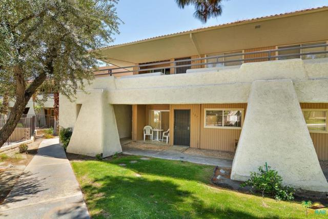 2857 N Los Felices Road #107, Palm Springs, CA 92262 (#18335206PS) :: Lydia Gable Realty Group