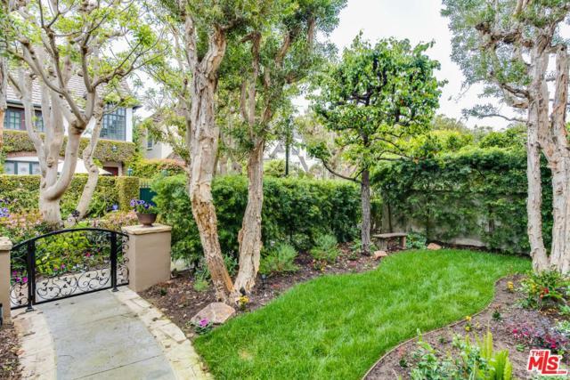 128 Northstar, Marina Del Rey, CA 90292 (#18335316) :: Golden Palm Properties