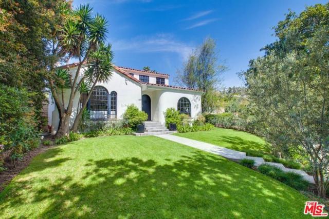 537 Palisades Avenue, Santa Monica, CA 90402 (#18335340) :: Golden Palm Properties