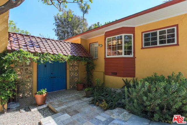 4050 Beverly Glen, Sherman Oaks, CA 91423 (#18335378) :: Golden Palm Properties