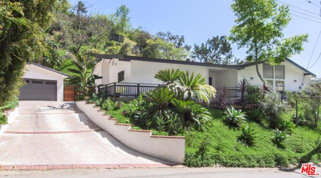 9560 Gloaming Drive, Beverly Hills, CA 90210 (#18335338) :: Golden Palm Properties
