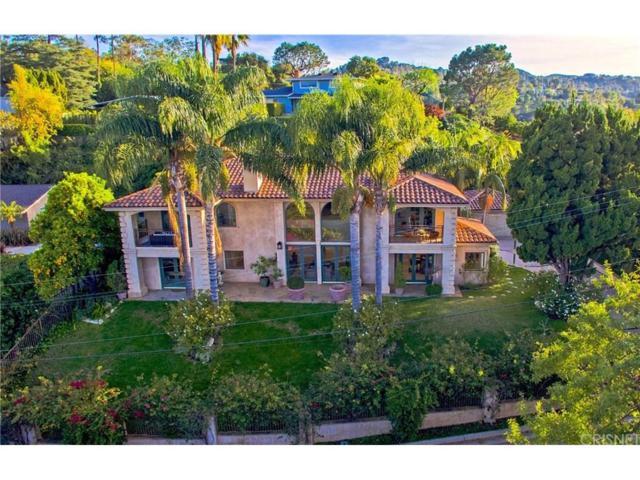 15450 Briarwood Drive, Sherman Oaks, CA 91403 (#SR18090090) :: Golden Palm Properties