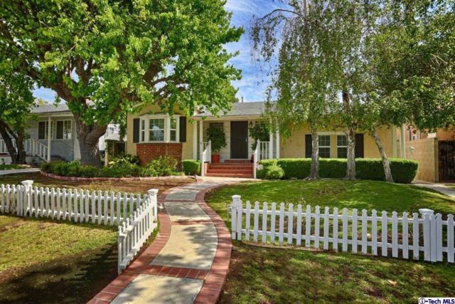 610 S Kenneth Road, Burbank, CA 91501 (#318001496) :: Golden Palm Properties