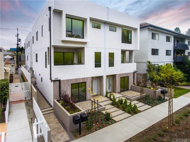 4220 Gentry, Studio City, CA 91604 (#SR18091155) :: Golden Palm Properties