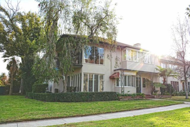 155 S Orange Grove Boulevard E, Pasadena, CA 91105 (#818001809) :: Golden Palm Properties