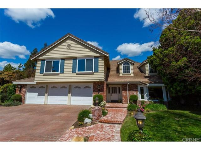 30303 Rainbow View Court, Agoura Hills, CA 91301 (#SR18089274) :: Golden Palm Properties