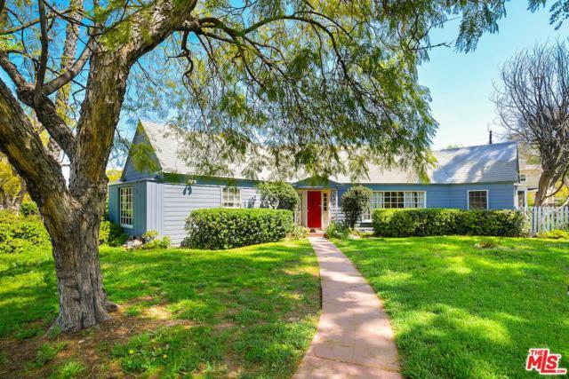 3952 Coldwater Canyon Avenue, Studio City, CA 91604 (#18335530) :: Golden Palm Properties