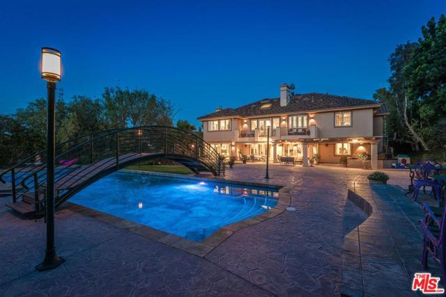 4053 San Remo Way, Tarzana, CA 91356 (#18335560) :: Golden Palm Properties
