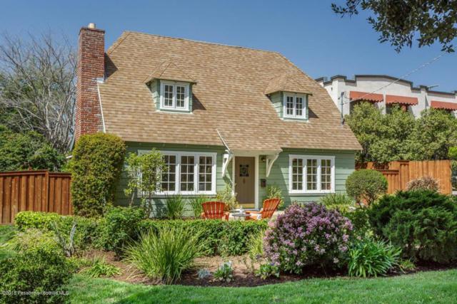 1203 N Chester Avenue, Pasadena, CA 91104 (#818001815) :: Golden Palm Properties