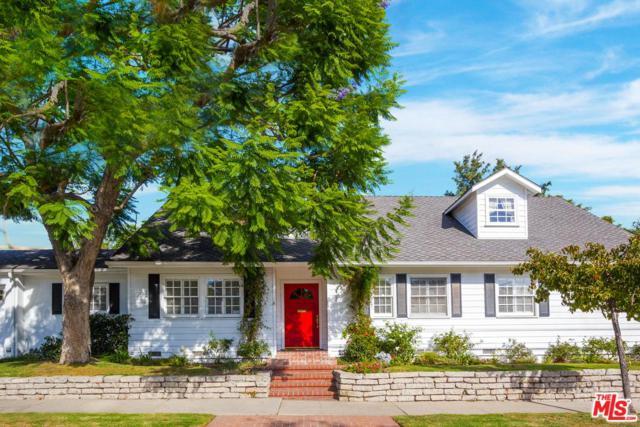546 Beloit Avenue, Los Angeles (City), CA 90049 (#18334048) :: Golden Palm Properties