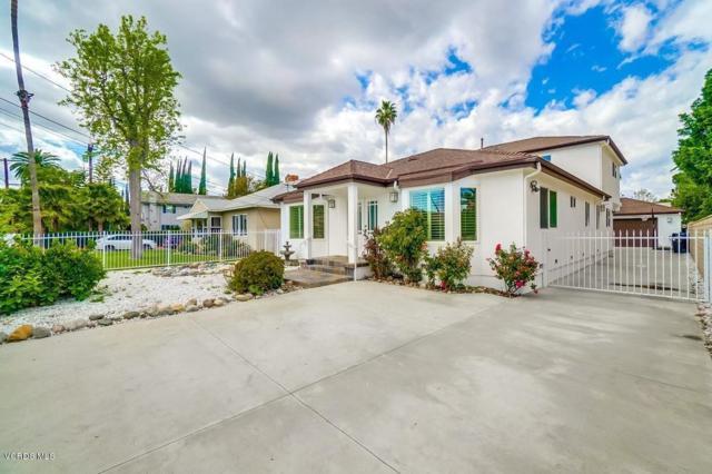 15147 Otsego Street, Sherman Oaks, CA 91403 (#218004684) :: Golden Palm Properties