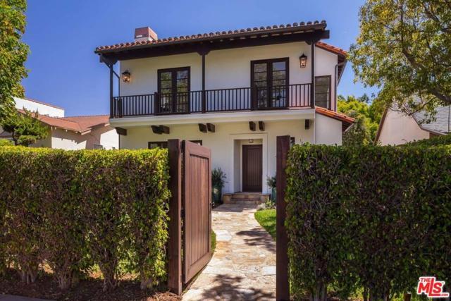 12246 Darlington Avenue, Los Angeles (City), CA 90049 (#18335380) :: Golden Palm Properties