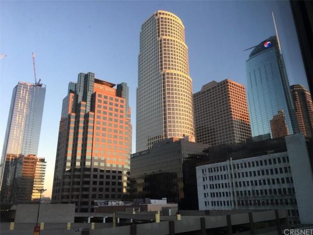 645 W 9TH Street #711, Los Angeles (City), CA 90015 (#SR18090991) :: TruLine Realty