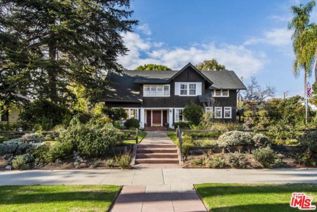435 Georgina Avenue, Santa Monica, CA 90402 (#18335732) :: Golden Palm Properties