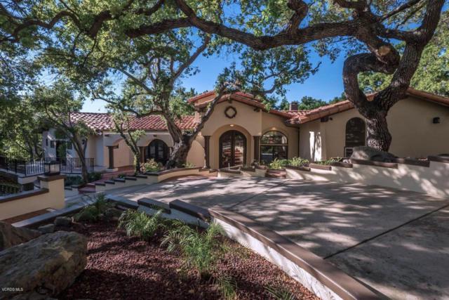 31649 Saddletree Drive, Westlake Village, CA 91361 (#218004706) :: California Lifestyles Realty Group