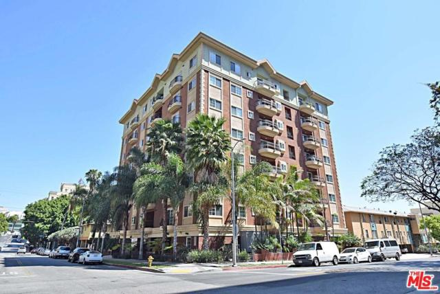 700 S Ardmore Avenue #502, Los Angeles (City), CA 90005 (#18335768) :: DSCVR Properties - Keller Williams