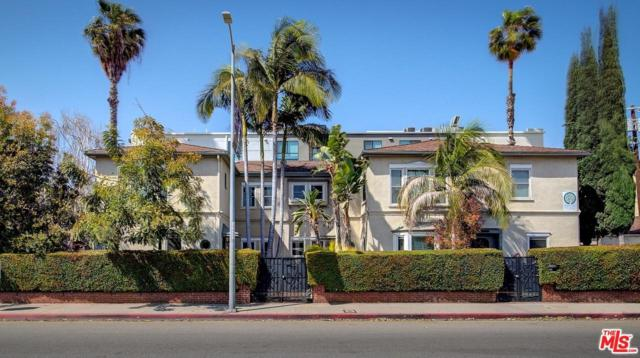6915 Fountain Avenue, Los Angeles (City), CA 90028 (#18333982) :: DSCVR Properties - Keller Williams