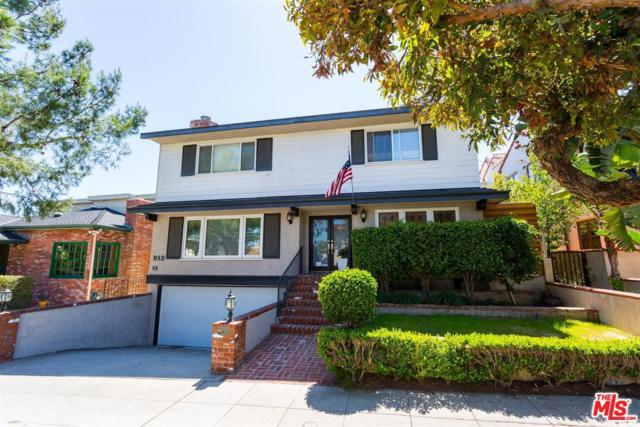 912 17TH Street #6, Santa Monica, CA 90403 (#18334832) :: Golden Palm Properties
