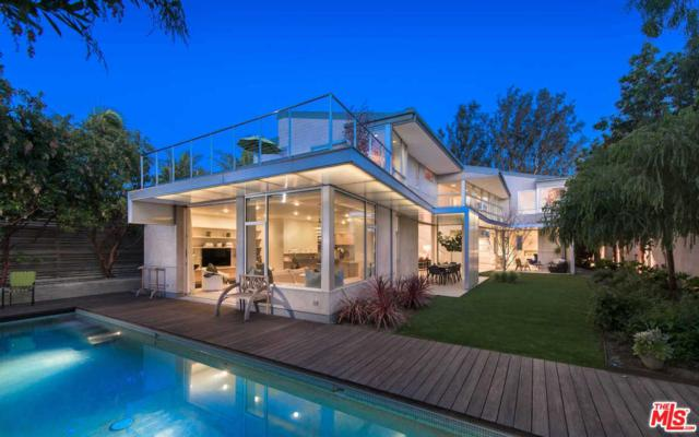 1427 Georgina Avenue, Santa Monica, CA 90402 (#18335802) :: Golden Palm Properties