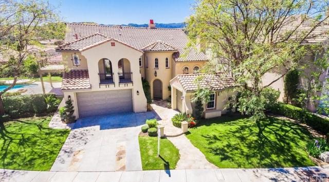 26128 Quartz Mesa Lane, Valencia, CA 91381 (#SR18090068) :: Paris and Connor MacIvor