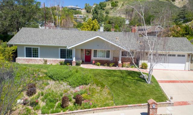 2541 Hood Drive, Thousand Oaks, CA 91362 (#218004740) :: California Lifestyles Realty Group