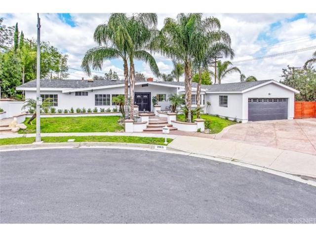 23631 Kiruna Place, Woodland Hills, CA 91367 (#SR18092383) :: Golden Palm Properties