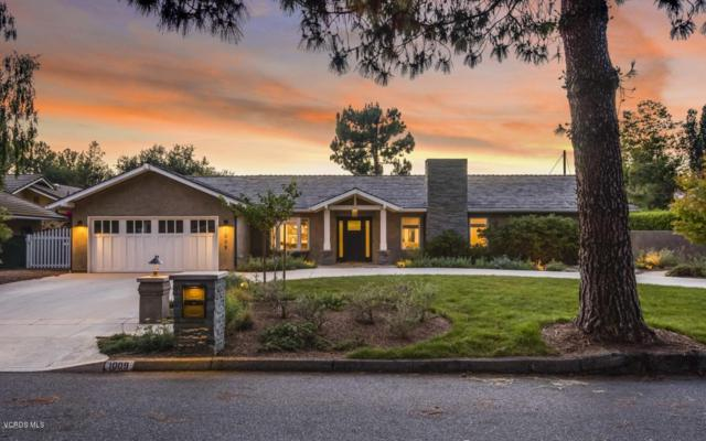 1009 Jeannette Avenue, Thousand Oaks, CA 91362 (#218004746) :: California Lifestyles Realty Group