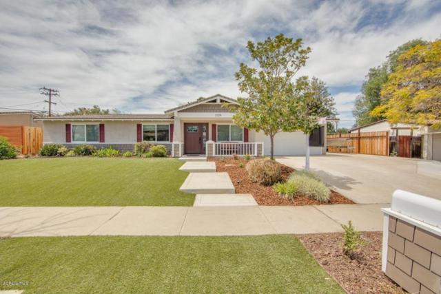 1129 Burtonwood Avenue, Thousand Oaks, CA 91360 (#218004753) :: California Lifestyles Realty Group