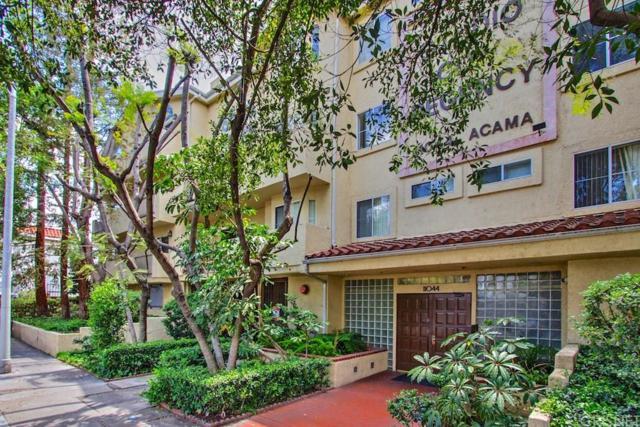 11044 Acama Street #209, Studio City, CA 91602 (#SR18092529) :: Golden Palm Properties
