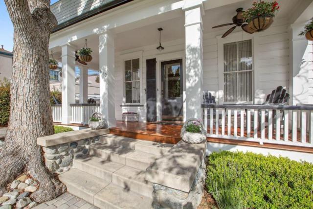610 S Oakland Avenue, Pasadena, CA 91106 (#818001842) :: Golden Palm Properties
