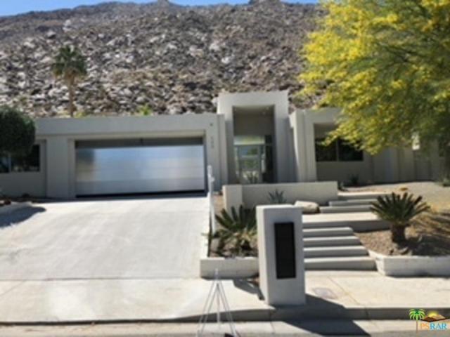 585 S La Mirada Road, Palm Springs, CA 92264 (#18336020PS) :: Golden Palm Properties