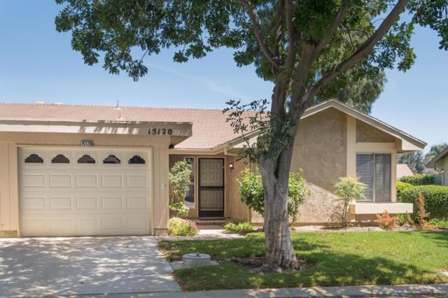 15120 Village 15, Camarillo, CA 93012 (#218004777) :: California Lifestyles Realty Group