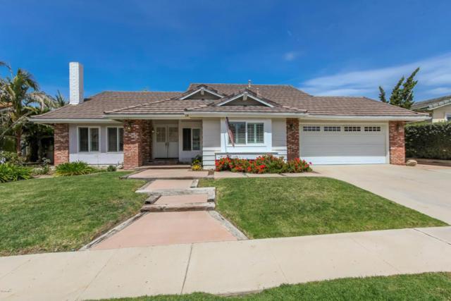 13389 Vista Levana Drive, Moorpark, CA 93021 (#218004778) :: California Lifestyles Realty Group