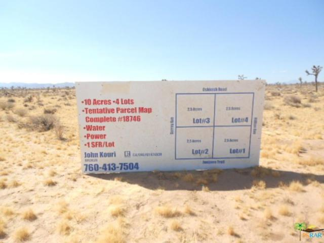 0 Junipero Trails, Yucca Valley, CA 92285 (#18336230PS) :: Lydia Gable Realty Group