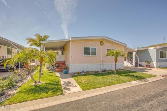 15750 Arroyo Drive #73, Moorpark, CA 93021 (#218004794) :: California Lifestyles Realty Group