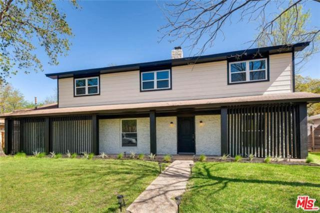 3100 Val Drive, Out Of Area, TX 78723 (#18336644) :: TruLine Realty