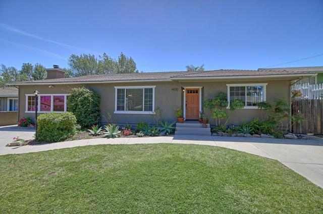 4670 North Street, Somis, CA 93066 (#218004833) :: California Lifestyles Realty Group