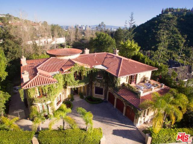9901 Kip Drive, Beverly Hills, CA 90210 (#18335826) :: California Lifestyles Realty Group