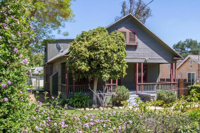 1770 Navarro Avenue, Pasadena, CA 91103 (#818001891) :: California Lifestyles Realty Group