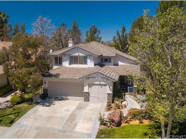 27625 Weston Drive, Valencia, CA 91354 (#SR18095160) :: Paris and Connor MacIvor