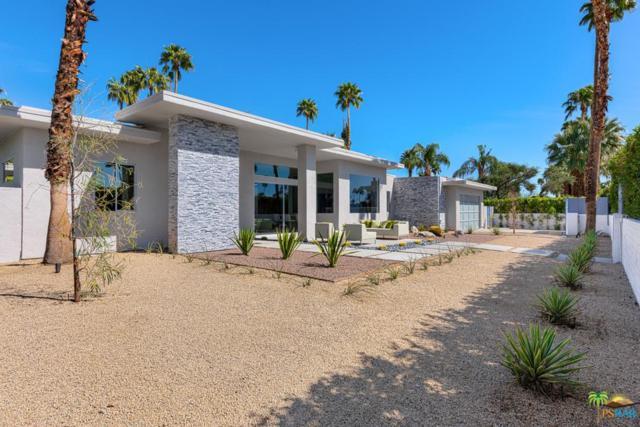 372 Camino Norte, Palm Springs, CA 92262 (#18331912PS) :: TruLine Realty