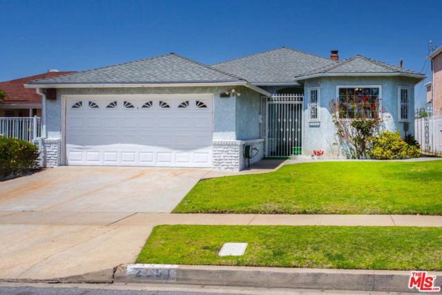 2501 W 102ND Street, Inglewood, CA 90303 (#18336702) :: Fred Howard Real Estate Team