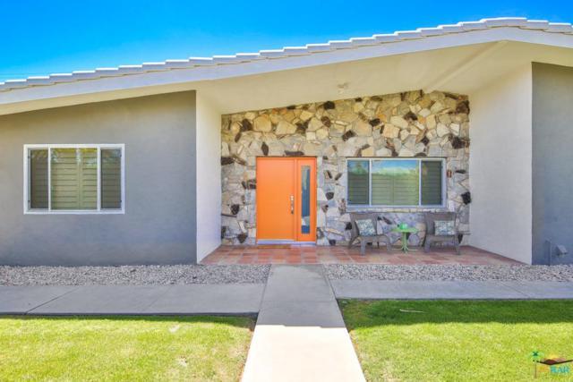 1175 E San Lucas Road, Palm Springs, CA 92264 (#18336392PS) :: Paris and Connor MacIvor