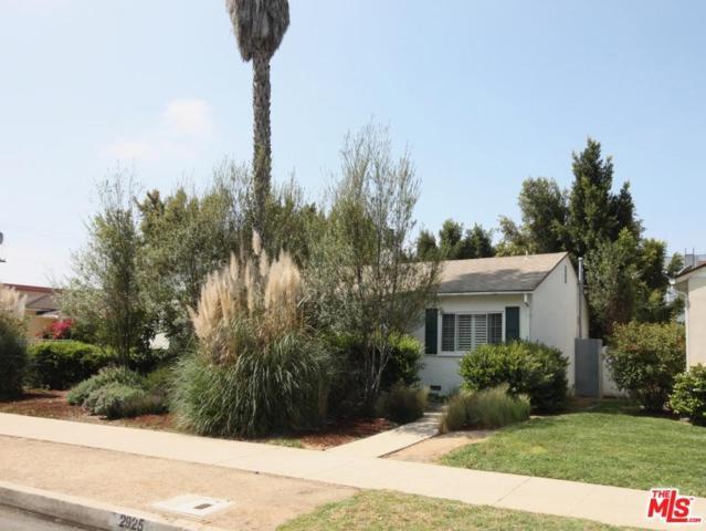 2925 S Bentley Avenue, Los Angeles (City), CA 90064 (#18337788) :: Fred Howard Real Estate Team