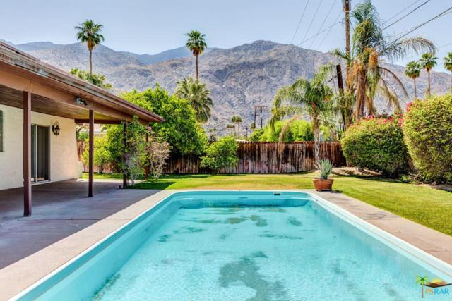 842 E Mesquite Avenue, Palm Springs, CA 92264 (#18336862PS) :: Paris and Connor MacIvor