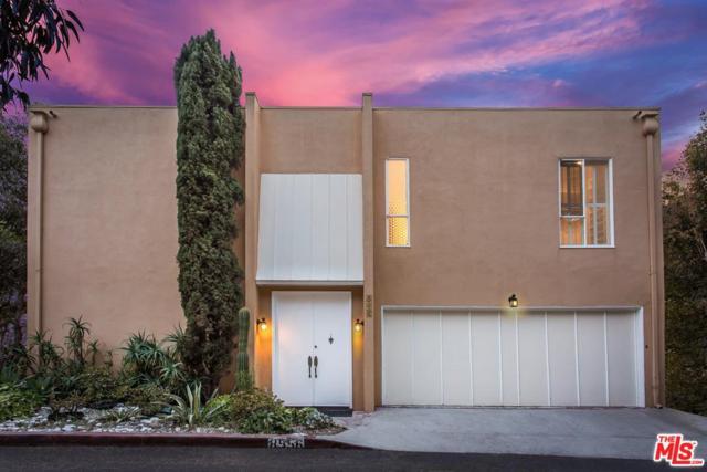 8556 Franklin Avenue, Los Angeles (City), CA 90069 (#18335638) :: Fred Howard Real Estate Team