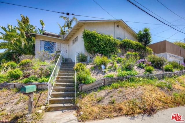 312 W Manchester Avenue, Playa Del Rey, CA 90293 (#18336726) :: Fred Howard Real Estate Team