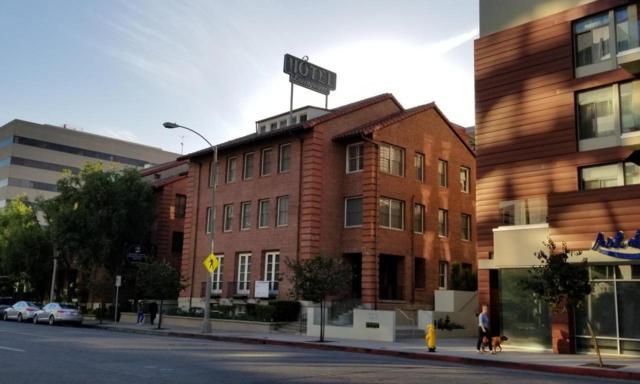 139 S Los Robles Avenue #101, Pasadena, CA 91101 (#818001929) :: Fred Howard Real Estate Team