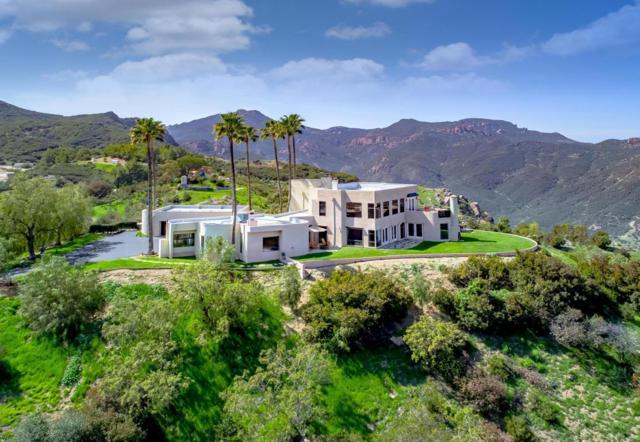 14959 Yerba Buena Road, Malibu, CA 90265 (#218005001) :: Lydia Gable Realty Group