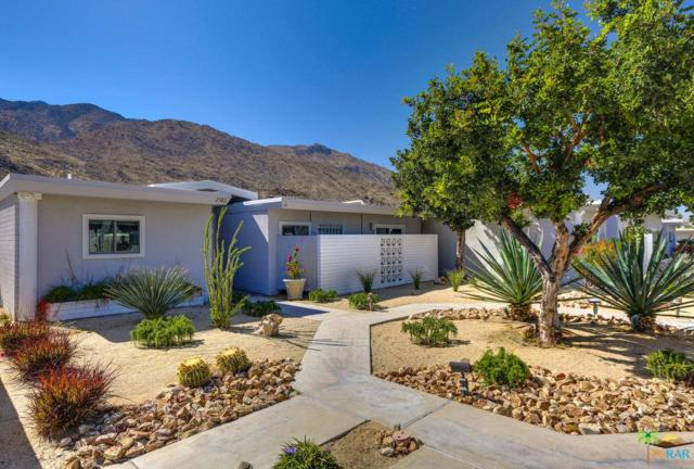 2582 S Sierra Madre, Palm Springs, CA 92264 (#18333392PS) :: Golden Palm Properties